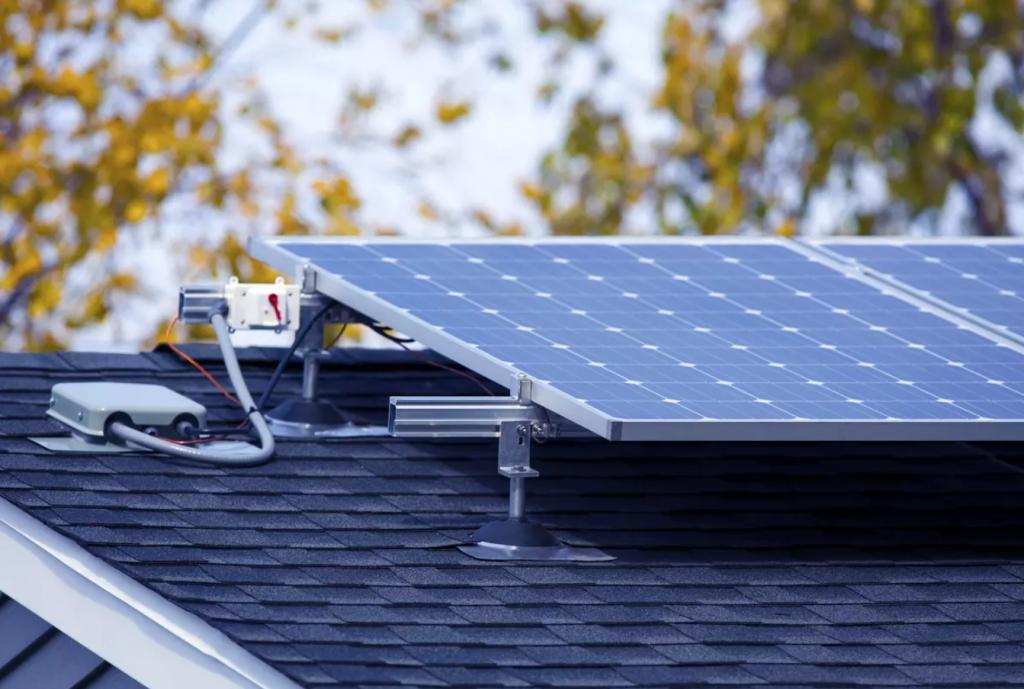 Benbrook TX Solar Panel Installation