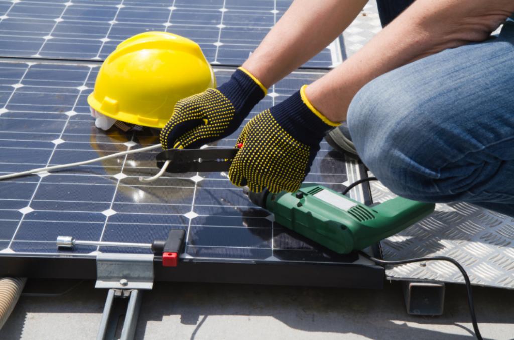 Solar Panel Installation Watauga TX
