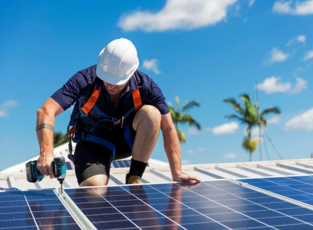 University Park TX Solar Panel Installation